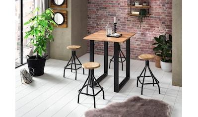 SIT Bartisch »Tops&Tables«, mit Baumkante wie gewachsen kaufen