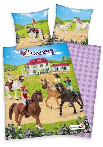 Kinderbettwäsche »Schleich, Horse Club«, Schleich® kaufen