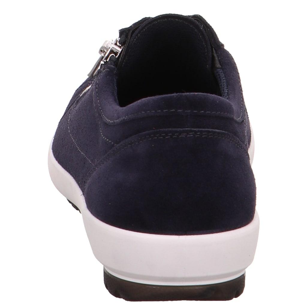 Legero Sneaker »Tanaro 4.0«, mit zusätzlichem Außenreißverschluss
