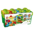 """LEGO® Konstruktionsspielsteine """"Große Steinebox (10572), LEGO® DUPLO®"""", Kunststoff, (65-tlg.)"""