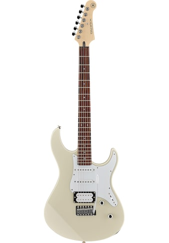 Yamaha E-Gitarre »PA112VWWRL, Vintage White« kaufen