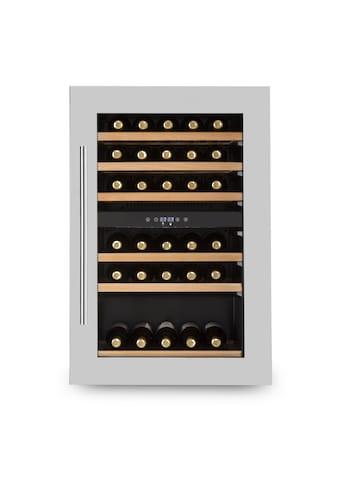 Klarstein Einbau Weinkühlschrank Weinklimaschrank Weinkühler 128L »Vinsider 35D« kaufen
