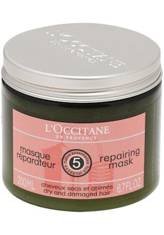 """L'OCCITANE Haarmaske """"Aromachologie Maque Réparateur"""" kaufen"""