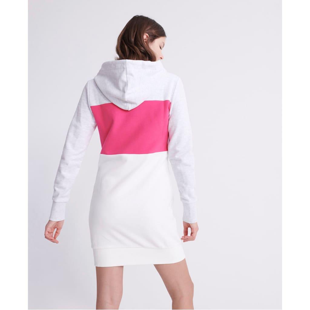 Superdry Sweatkleid »TRACK & FIELD SWEAT DRESS«, mit seitlichen Eingrifftaschen