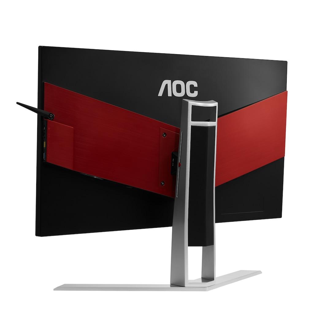 "AOC LCD-Monitor »AGON AG271QG«, 68,6 cm/27 "", 2560 x 1440 px, QHD, 4 ms Reaktionszeit, 165 Hz"