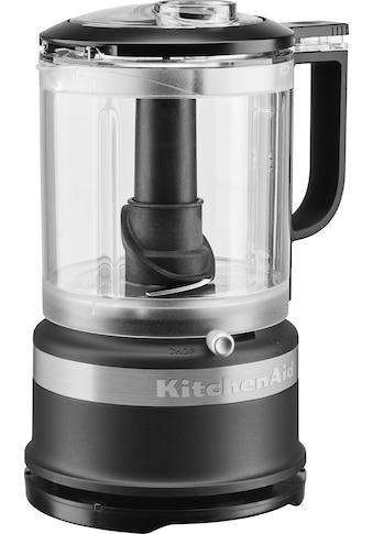 KitchenAid Zerkleinerer 5KFC0516EBM, 1,2 l, 240 Watt kaufen