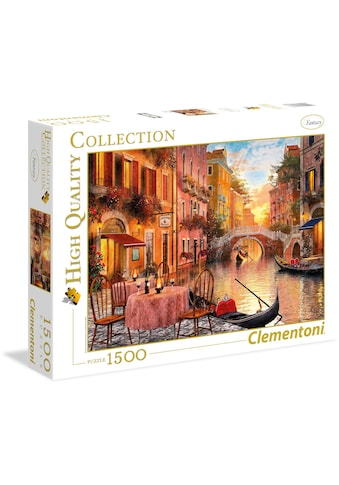 Clementoni® Puzzle »High Quality Collection - Venedig«, Made in Europe kaufen