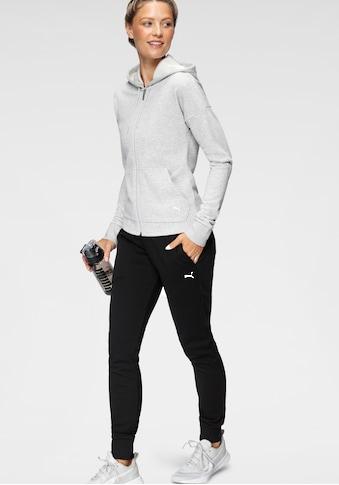 PUMA Jogginganzug »WOMENS CLEAN SWEAT TRACKSUIT«, (Set, 2 tlg.) kaufen