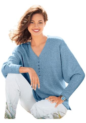 Classic Basics Strickpullover »V-Pullover« kaufen