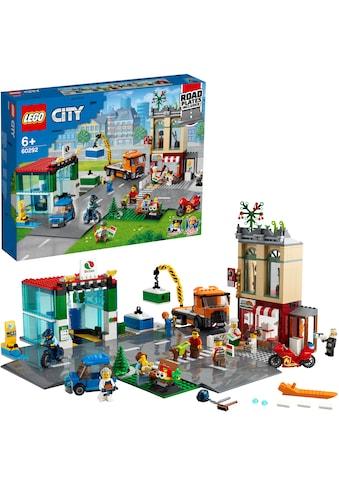 LEGO® Konstruktionsspielsteine »Stadtzentrum (60292), LEGO® City Community«, (790... kaufen
