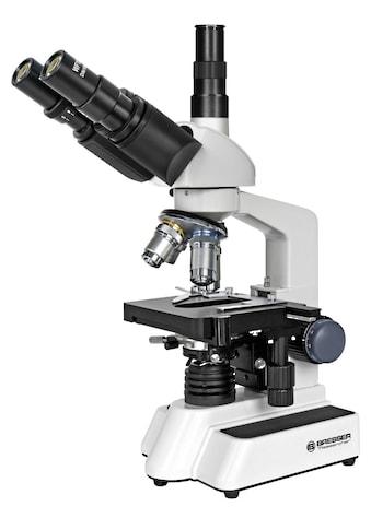 BRESSER Mikroskop »Researcher Trino 40 - 1000x Mikroskop« kaufen