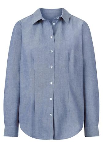 Casual Looks Bluse in Melange - Optik kaufen