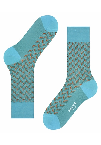 FALKE Socken »Capital Rhythm«, (1 Paar), mit hoher Farbbrillianz kaufen