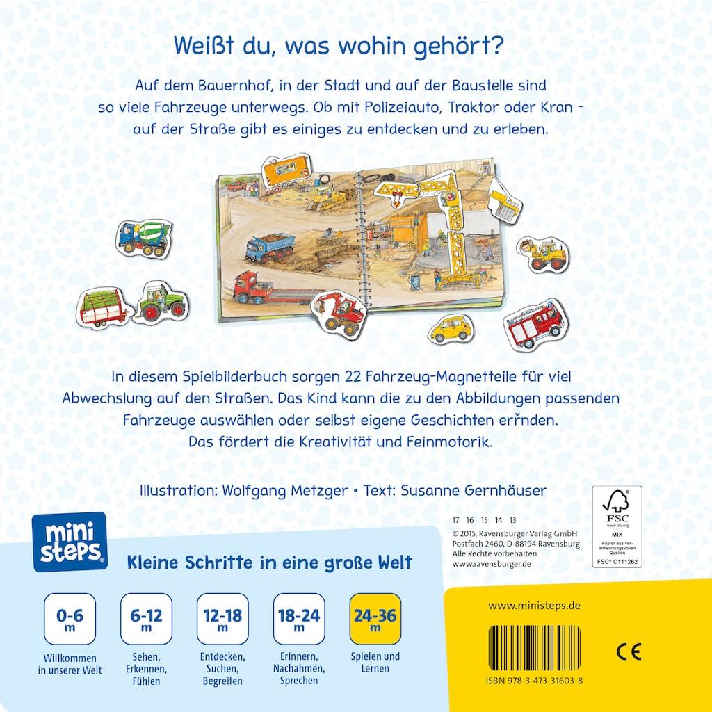 Buch »Wer fährt wohin? / Susanne Gernhäuser, Wolfgang Metzger«