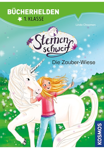 Buch »Sternenschweif, Bücherhelden 1. Klasse, Die Zauber-Wiese / Linda Chapman,... kaufen