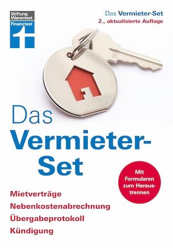 Buch »Das Vermieter-Set / Alexander Bredereck« kaufen