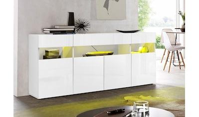 Tecnos Sideboard, Breite 173 cm, ohne Beleuchtung kaufen