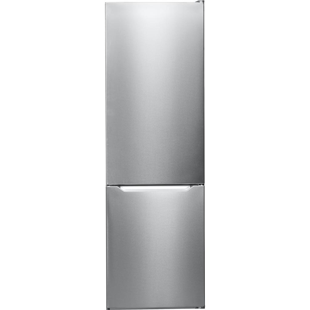 Hanseatic Kühl-/Gefrierkombination »HKGK18860E«, HKGK18860EI, 188 cm hoch, 59,5 cm breit
