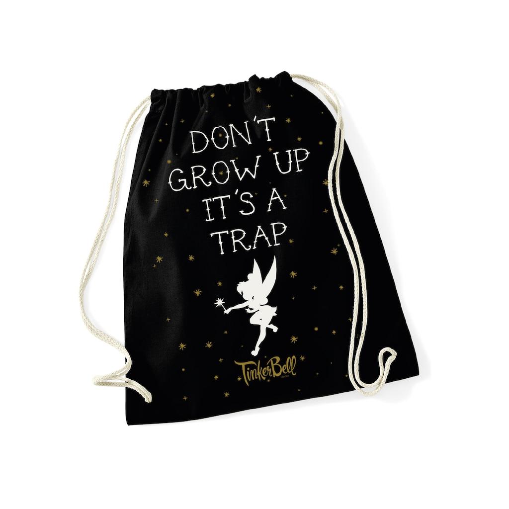 Disney Turnbeutel »Disney Tinkerbell Don´t Grow Up Gym Bag«