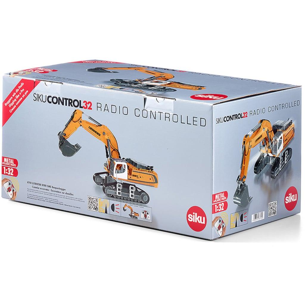 Siku RC-Bagger »SIKU Control, Liebherr R980 SME«, mit LED-Lichtern