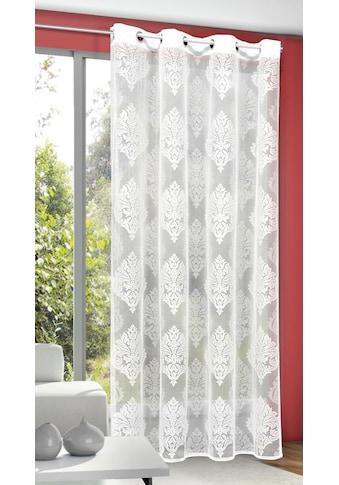 WILLKOMMEN ZUHAUSE by ALBANI GROUP Vorhang »Köln«, HxB: 245x140, Ösenschal kaufen