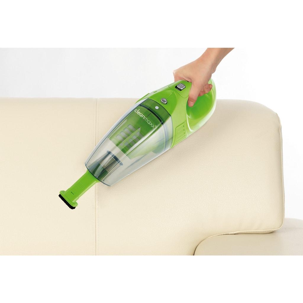 CLEANmaxx Akku-Handstaubsauger »2in1 Nass/Trocken«