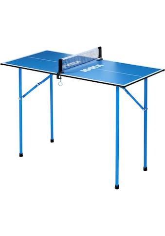 Joola Mini-Tischtennisplatte »Mini«, (2 tlg.), Das Netz ist im Lieferumfang enthalten kaufen