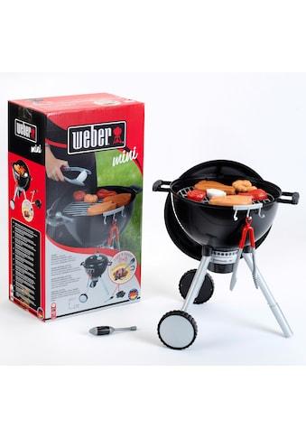 Klein Kinder-Küchenset »Weber Spiel-Kugelgrill One Touch Premium«, mit Licht und... kaufen