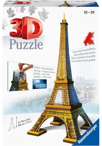 Ravensburger 3D-Puzzle »Eiffelturm«, Made in Europe, FSC® - schützt Wald - weltweit kaufen