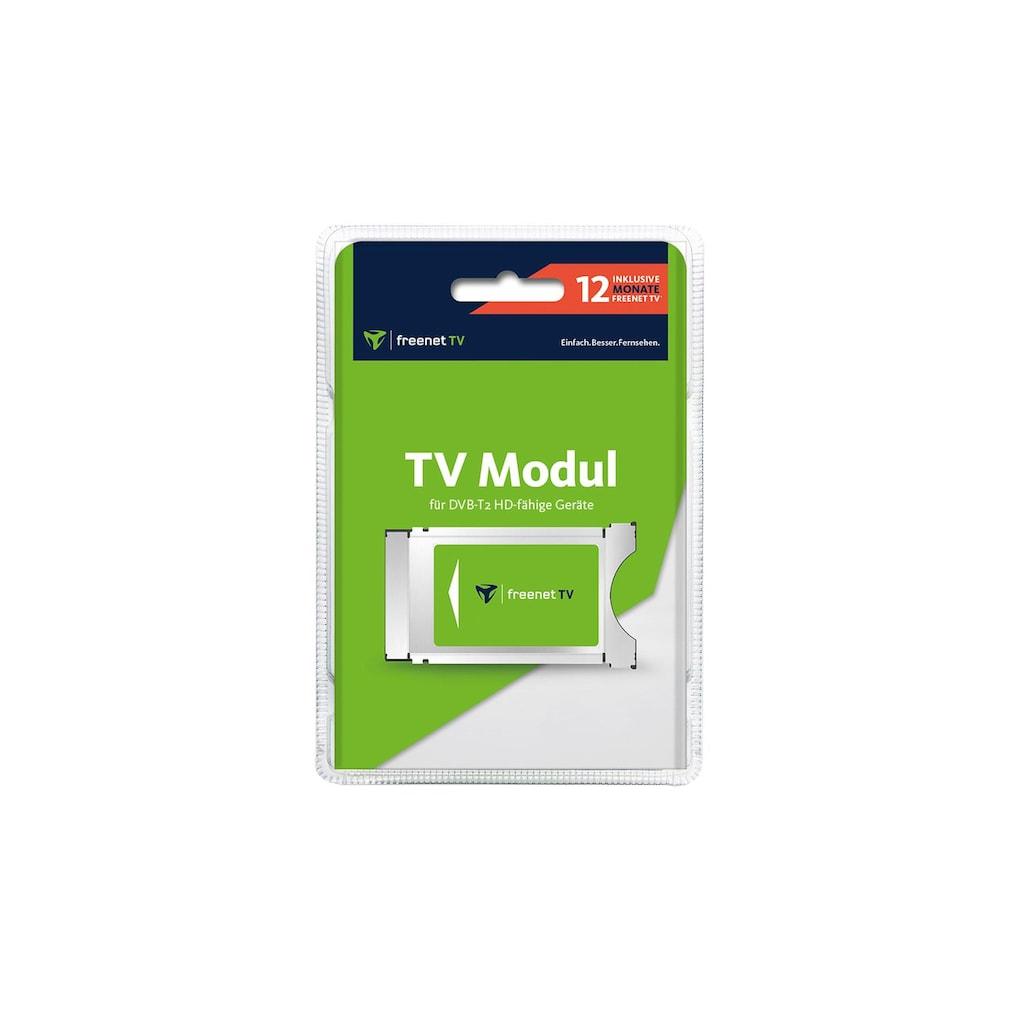 freenet TV CI+-Modul »CI+ Modul für DVB-T2 HD«, inklusive 12 Monate freenet TV