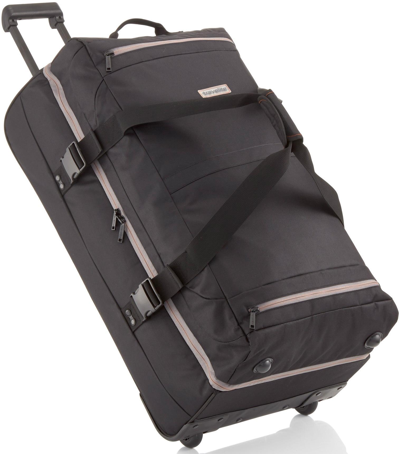travelite reisetasche doppeldecker basics auf rechnung. Black Bedroom Furniture Sets. Home Design Ideas
