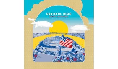 Vinyl »Saint of Circumstance:Giants Stadium,East Rutherfo / Grateful Dead« kaufen