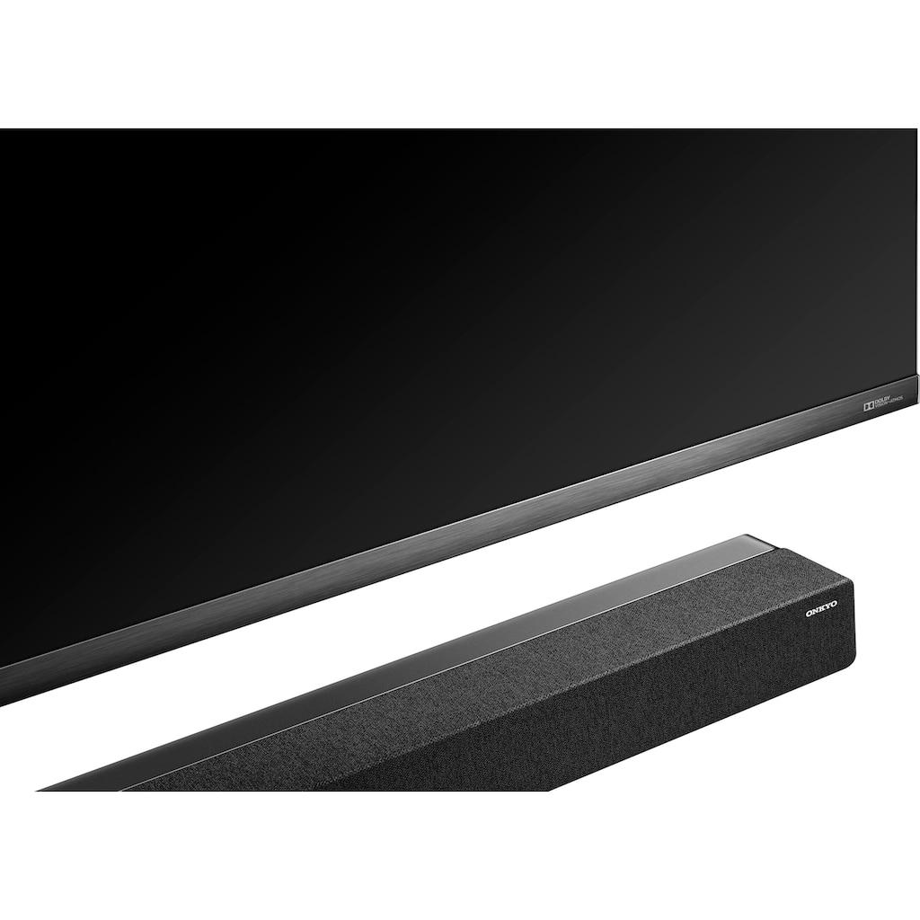 "TCL QLED-Fernseher »65X10X1«, 164 cm/65 "", 4K Ultra HD, Smart-TV, Android 9.0 Betriebssystem-AndroidTV Sprachfernbedienung"