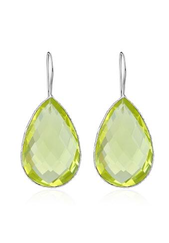 AILORIA Paar Ohrhänger »TULIPE Ohrringe«, mit Edelstein in Tropfenform in AAA-Qualität kaufen
