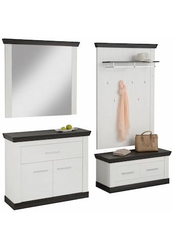 Home affaire Garderoben-Set »Siena«, (Set, 4 St.) kaufen