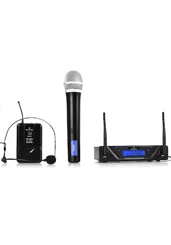 Malone UHF Funkmikrofon Set 2 Kanal »UHF 450 Duo« kaufen
