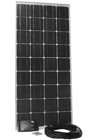 Sunset Solarmodul »Stromset AS 180, 180 Watt, 12 V«, für Gartenhäuser oder Reisemobil kaufen