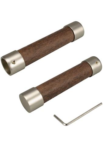 Liedeco Gardinenstangen-Endstück »Baton«, für Gardinenstangen Ø 16 mm kaufen