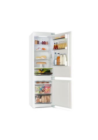 Klarstein Einbau - Kühl - Gefrierkombination 241 Liter A+ 41 dB weiß »CoolZone« kaufen