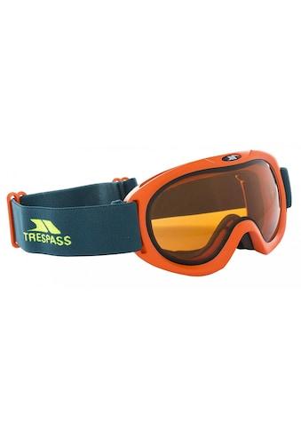 Trespass Skibrille »Kinder Hijinx mit dual-sphärischen Gläsern« kaufen