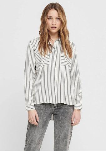 Only Klassische Bluse »ONLFREYA« kaufen