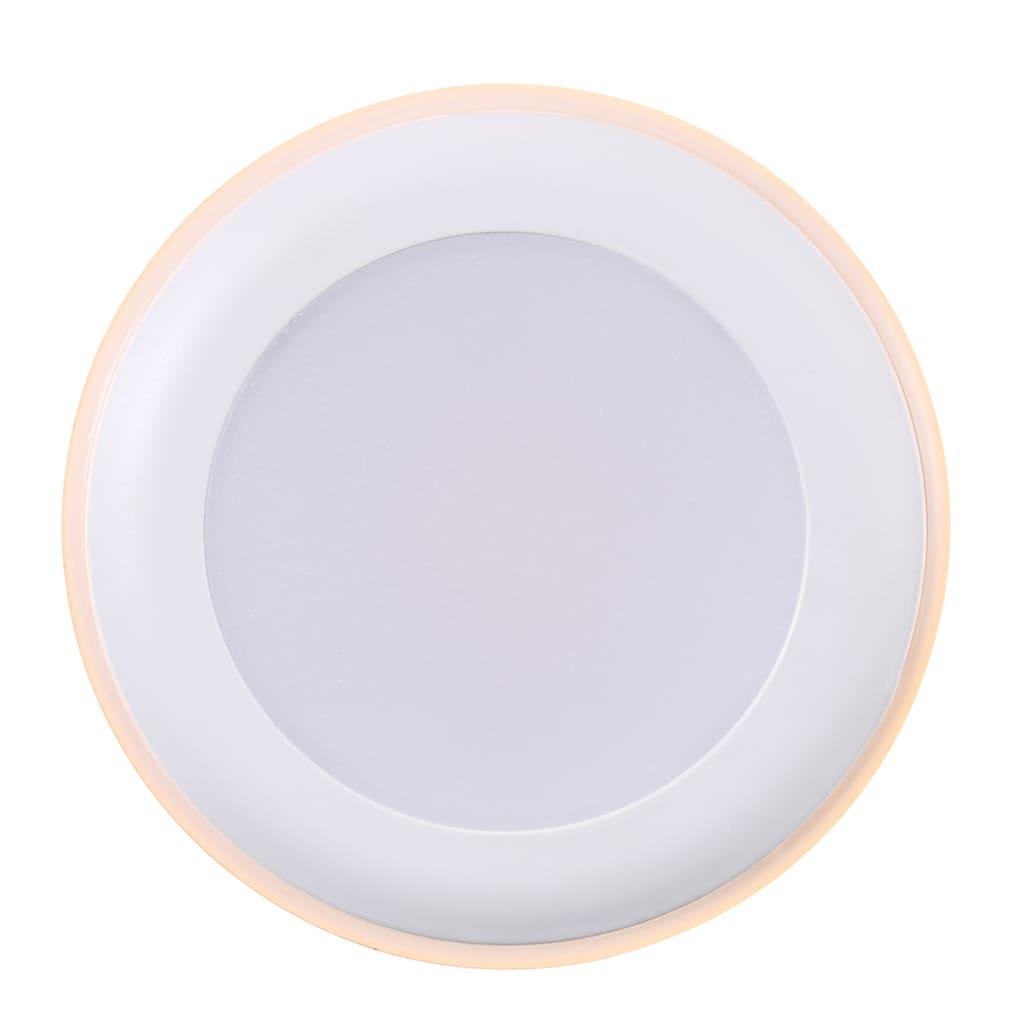 Nordlux LED Einbaustrahler »2er Set Elkton 8«, LED-Board, Warmweiß, Einbauleuchte mit integriertem Dimmer