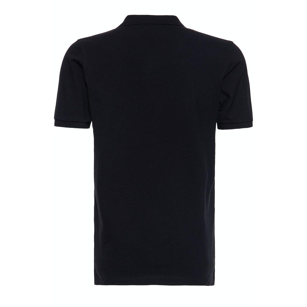 Way of Glory Poloshirt, aus hochwertigem Pikee