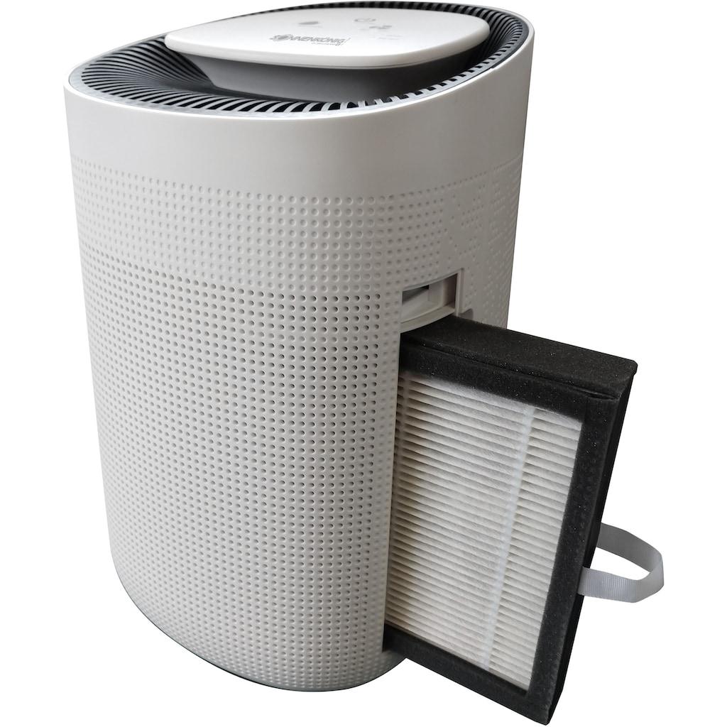 Sonnenkönig Luftentfeuchter »10102201 / Simple«, für 15 m³ Räume, Entfeuchtung 7,5 l/Tag, Tank 1 l
