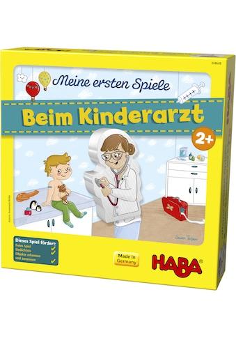 Haba Spiel »Meine ersten Spiele - Beim Kinderarzt«, Made in Germany kaufen