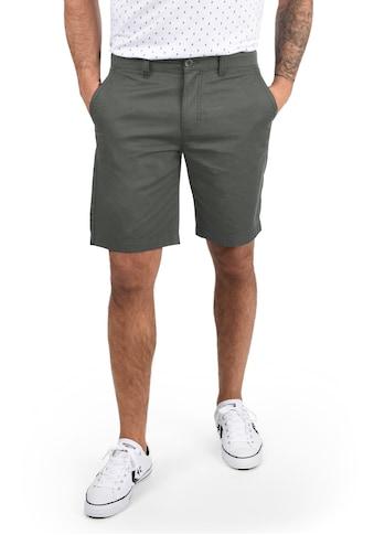 Solid Chinoshorts »Thement«, kurze Hose mit zwei verdeckten Gesäßtaschen kaufen