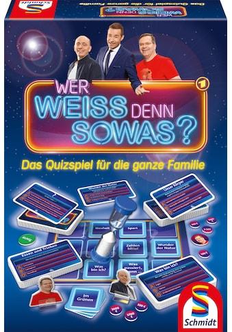 Schmidt Spiele Spiel »Wer weiss denn sowas?« kaufen
