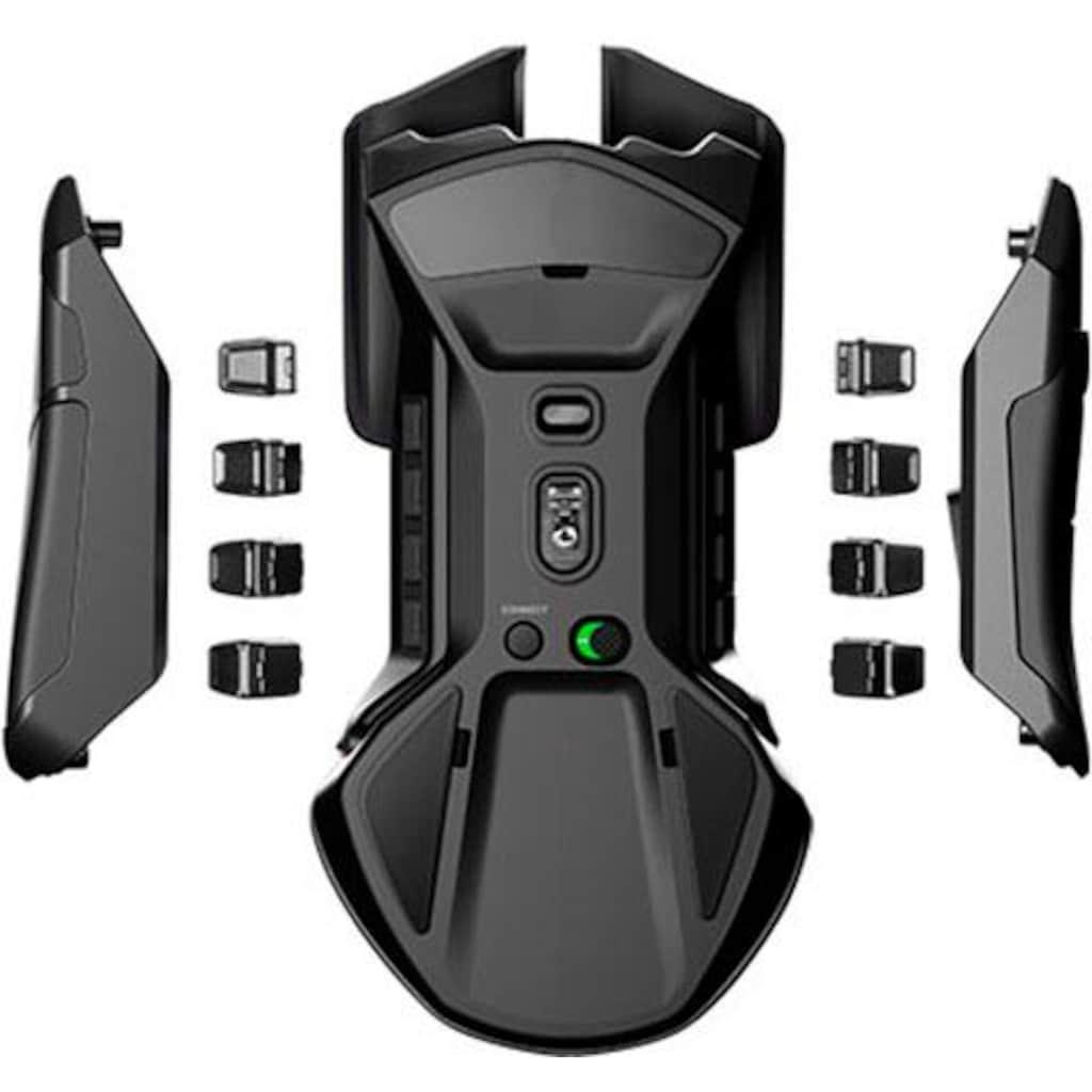 SteelSeries Gaming-Maus »Rival 650 Wireless«, kabelgebunden-Funk, 1000 MHz