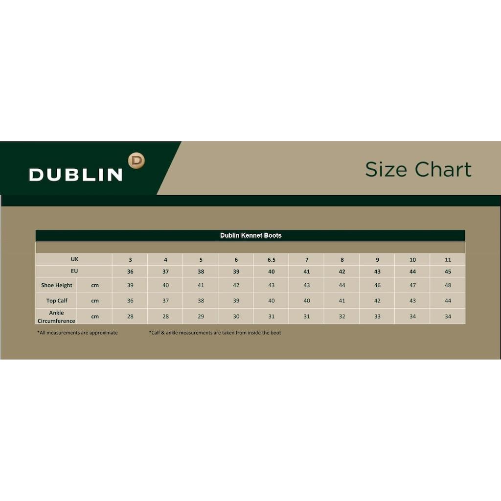 Dublin Stiefel »Unisex Kennet Leder«