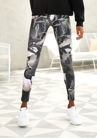 LASCANA Leggings »Tropical« kaufen